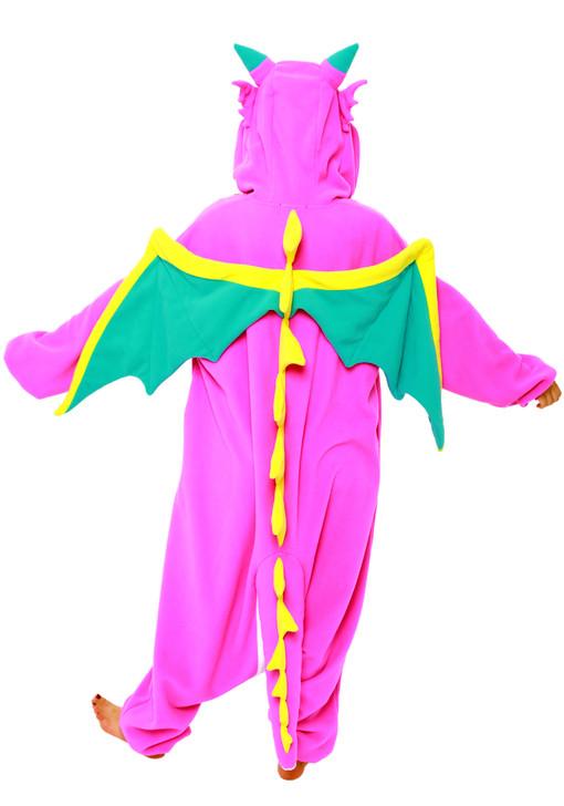 Pink Dragon Kigurumi