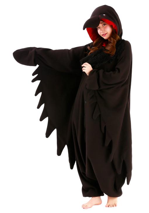 Raven Kigurumi