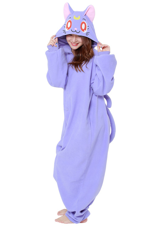 Sailor Moon (Luna) Kigurumi