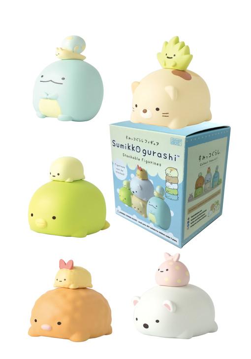 Sumikkogurashi Stackable Figurines Blind Box