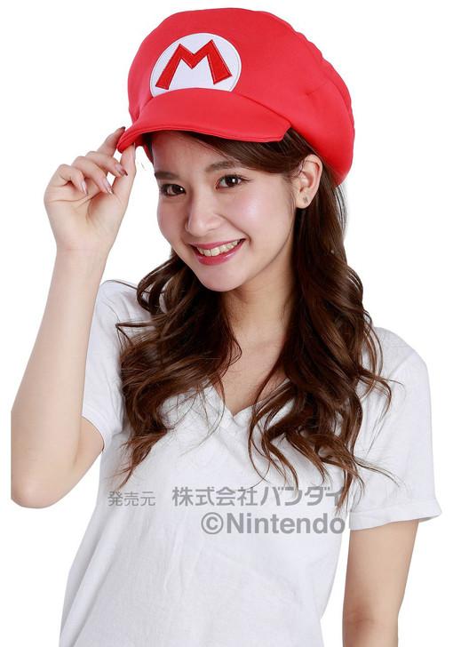 Super Mario Brothers (Mario) Kigurumi Cap
