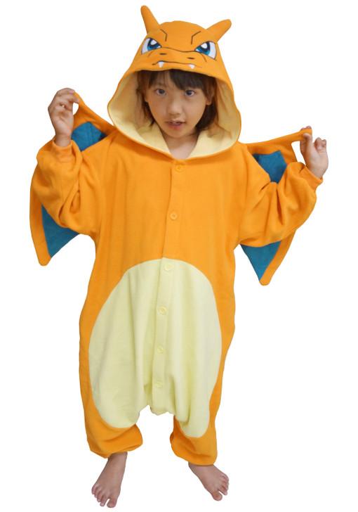 Charizard Kids Pokemon Kigurumi