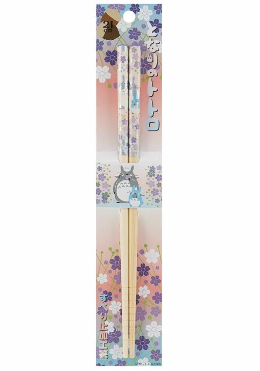 My Neighbor Totoro Bamboo Chopstick (Flowers)