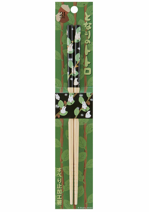 My Neighbor Totoro Bamboo Chopstick (Leaves)