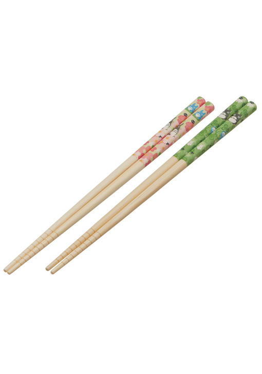 My Neighbor Totoro Bamboo Chopstick 2pc Set