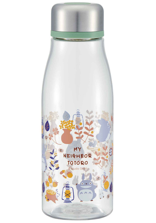 My Neighbor Totoro Water Bottle (16.91oz) 500ml (Foraging)