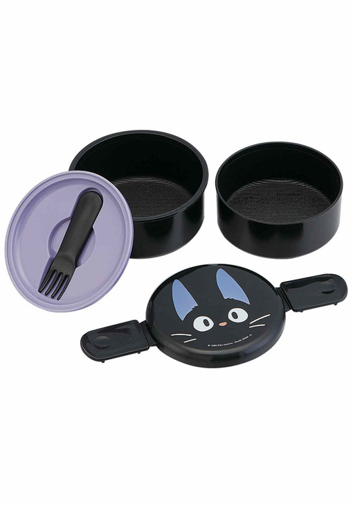 Kiki's Delivery Service Round Bento Lunch Box (16.91oz) 500ml