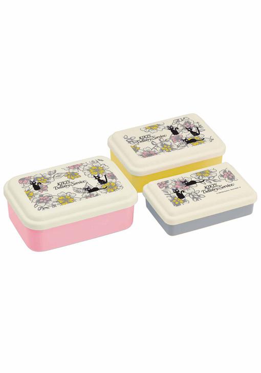 Kiki's Delivery Service Food Container 3pcs Set (Jiji Elegance)