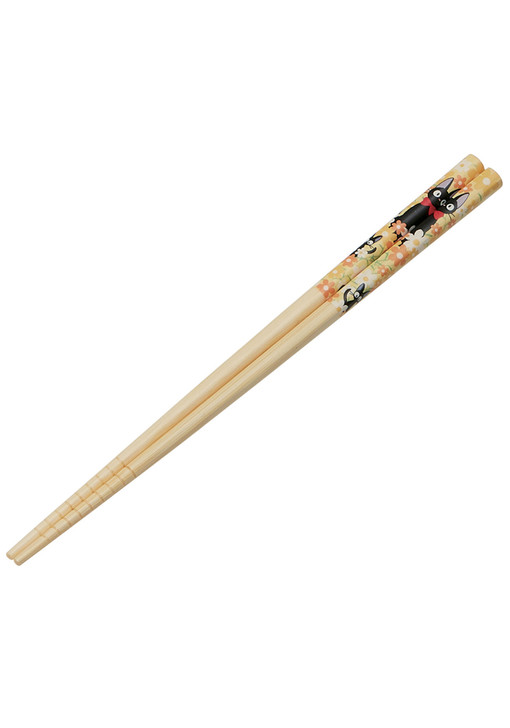 Kiki's Delivery Service Bamboo Chopstick (Flowers)