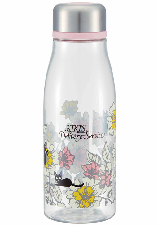 Kiki's Delivery Service Water Bottle (16.91oz) 500ml (Jiji Elegance)