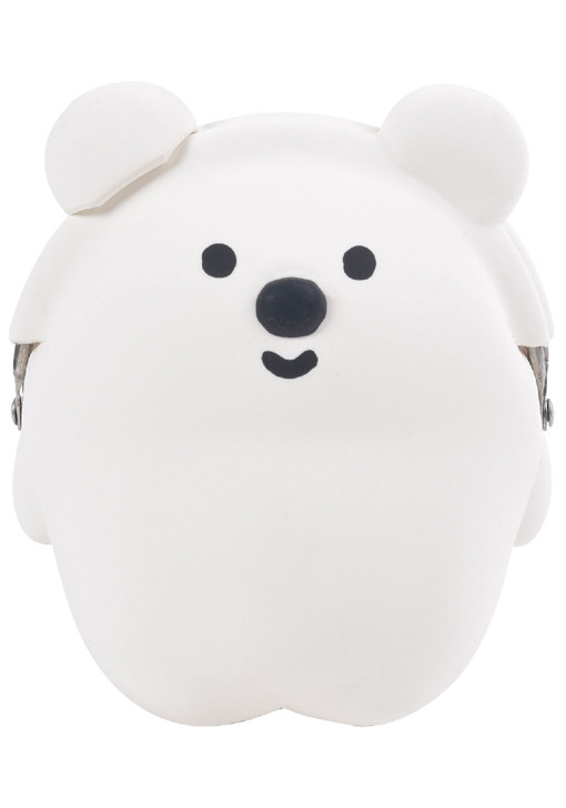 p+g design: 3D Koromaru Bear (White)