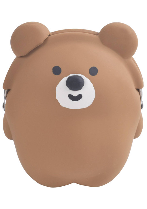 p+g design: 3D Koromaru Bear (Brown)