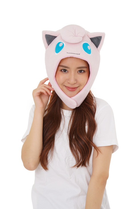 Jigglypuff Pokemon Kigurumi Cap