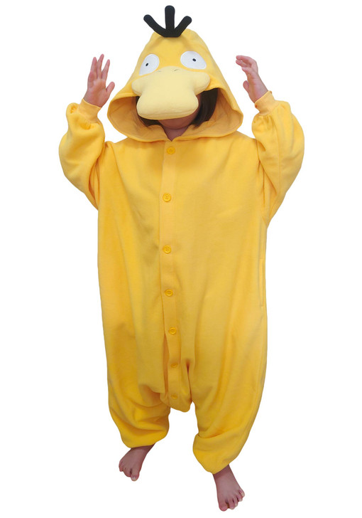 Psyduck Kids Pokemon Kigurumi