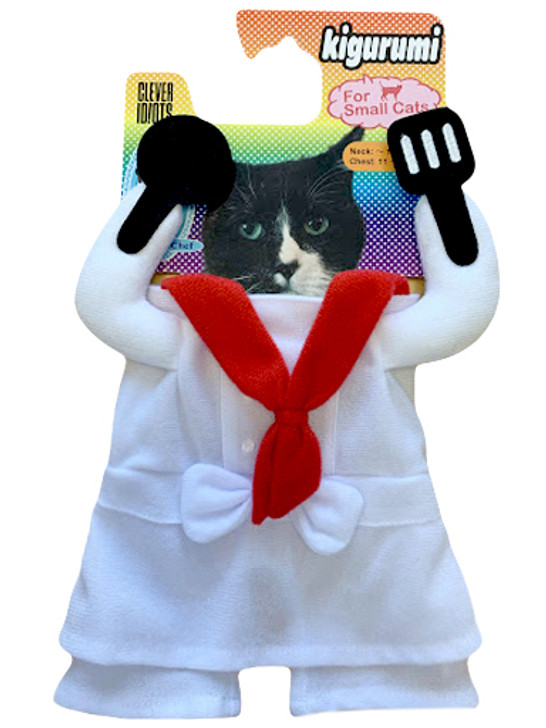 Chef Cat Costume