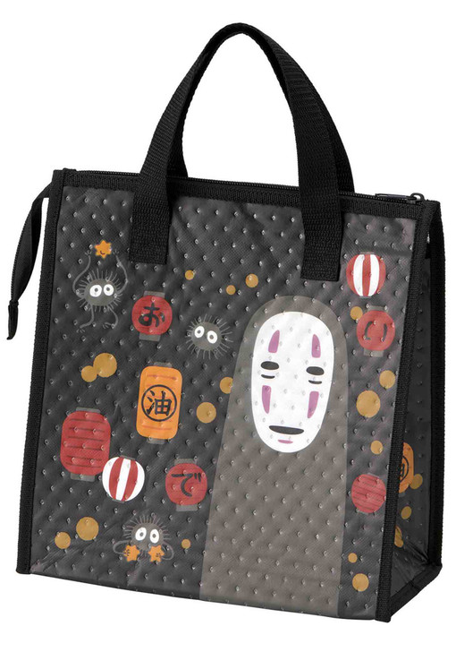 Spirited Away Insulated Lunch Bag  (No-face)
