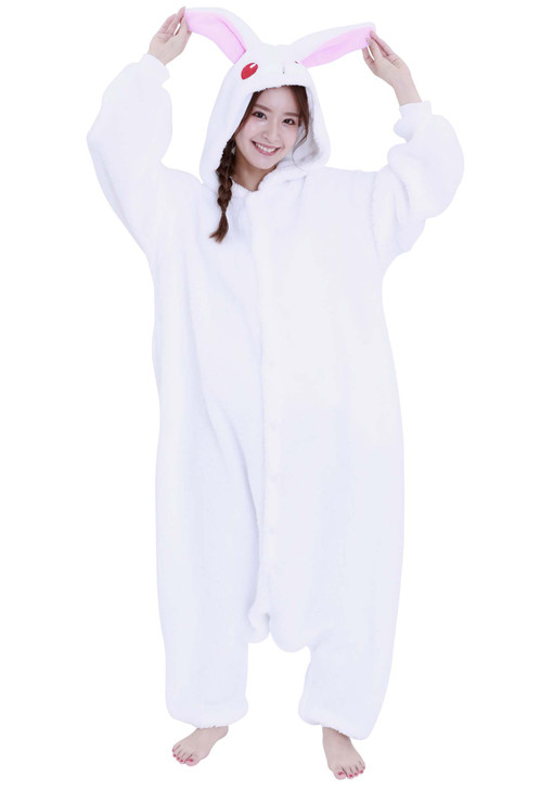 Fluffy Rabbit Kigurumi