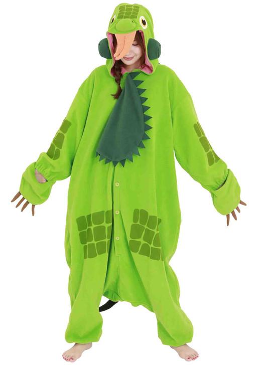 Green Iguana Kigurumi