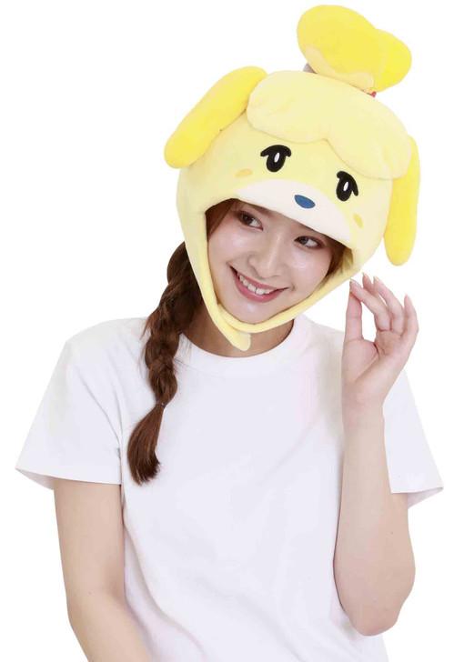 Animal Crossing Isabelle Kigurumi Cap