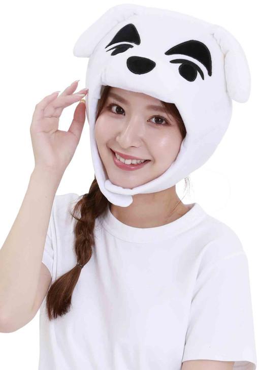 Animal Crossing K.K. Slider Kigurumi Cap