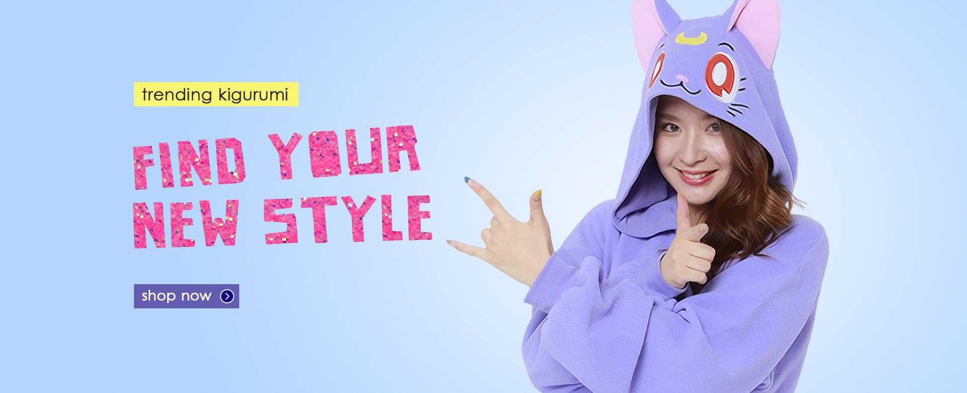 f4a2839e3fa57b Animal Onesies & Animal Pajamas by SAZAC | Kigurumi Shop