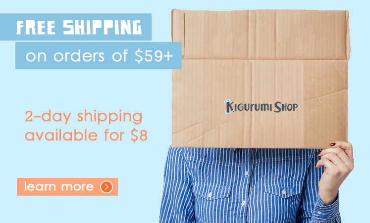 Free Shipping on Orders of $59 or more. Read Details.