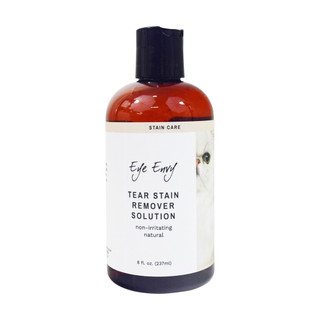 Eye Envy Tear Stain Remover for Cats and Kittens - All Natural Eye Care Liquid Solution 8 oz