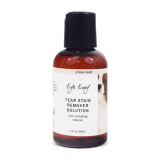 Eye Envy Tear Stain Remover for Dogs and Puppies - All Natural Eye Care Liquid Solution 2 oz