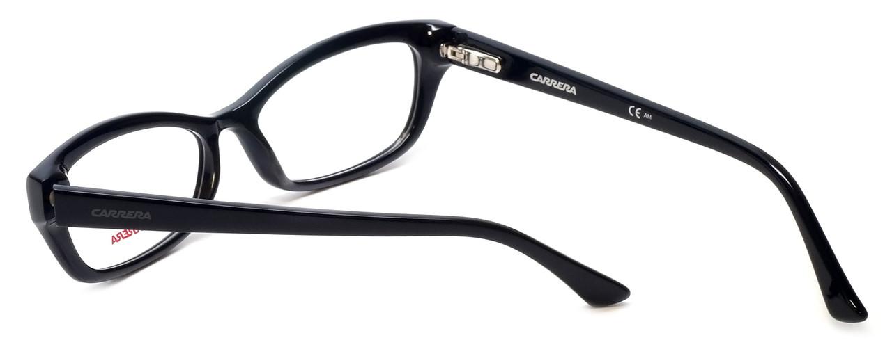 Carrera  Designer Eyeglasses CA5536-807 in Black 51mm :: Custom Left & Right Lens