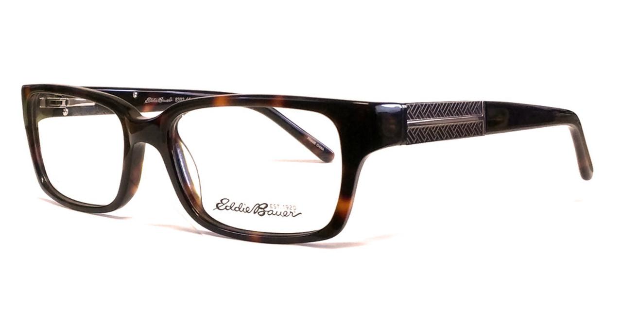 6eb1e63b73 Eddie Bauer Designer Eyeglasses 8302 in Tortoise    Rx Single Vision -  Speert International