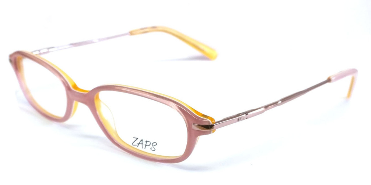 a4ec0c47477 Calabria Viv Kids Zaps 14 Designer Eyeglasses in Pink   Yellow    Rx Single  Vision - Speert International