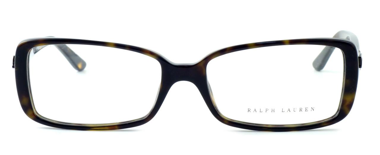 Ralph Lauren Designer Eyeglass Collection RL6114-5003 in Tortoise :: Rx Single Vision