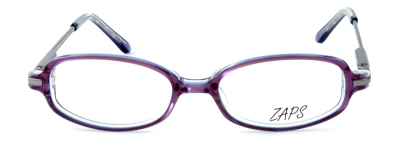7d2c2654f3b Calabria Viv Kids Zaps 3 Designer Eyeglasses in Purple    Rx Single ...