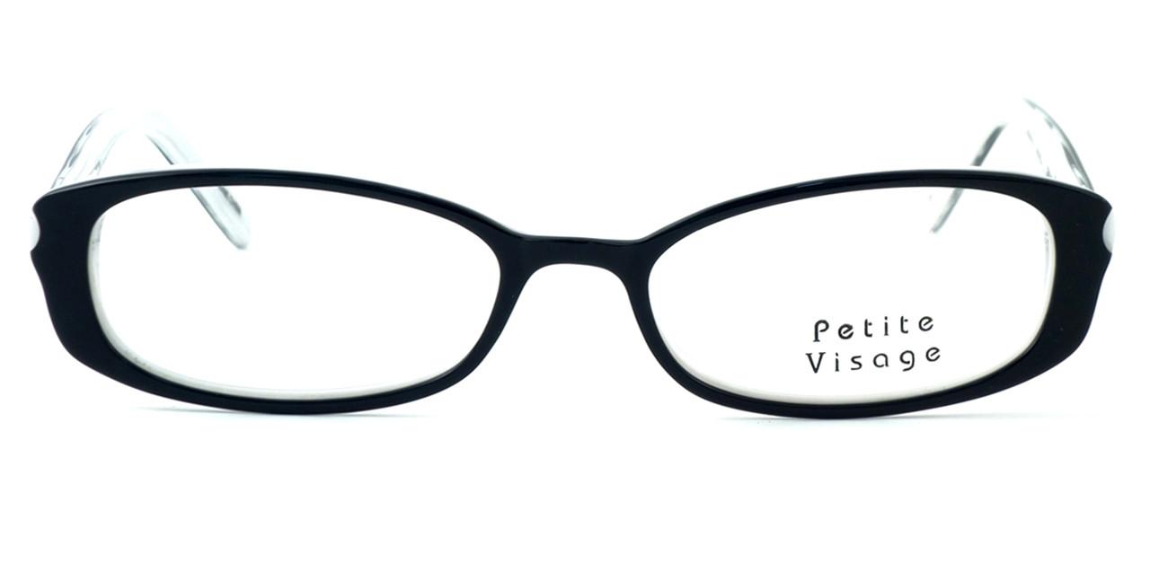 ab8a8da341d Visage Petite Designer Eyeglasses 102 in Tuxedo    Progressive - Speert  International