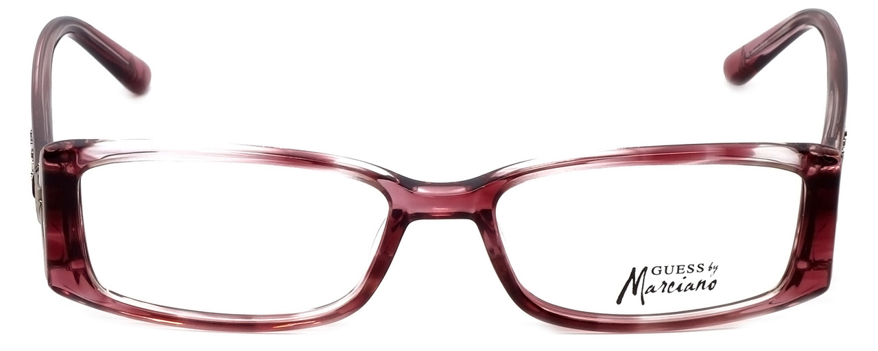 8a96400bbb3 Guess by Marciano Designer Eyeglasses GM146-RO in Rose ...