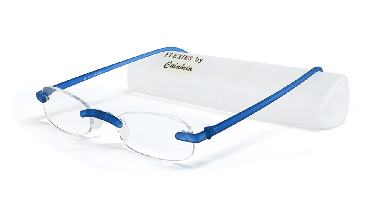 9021bfff26f55 Calabria 714 Flexie Reading Glasses