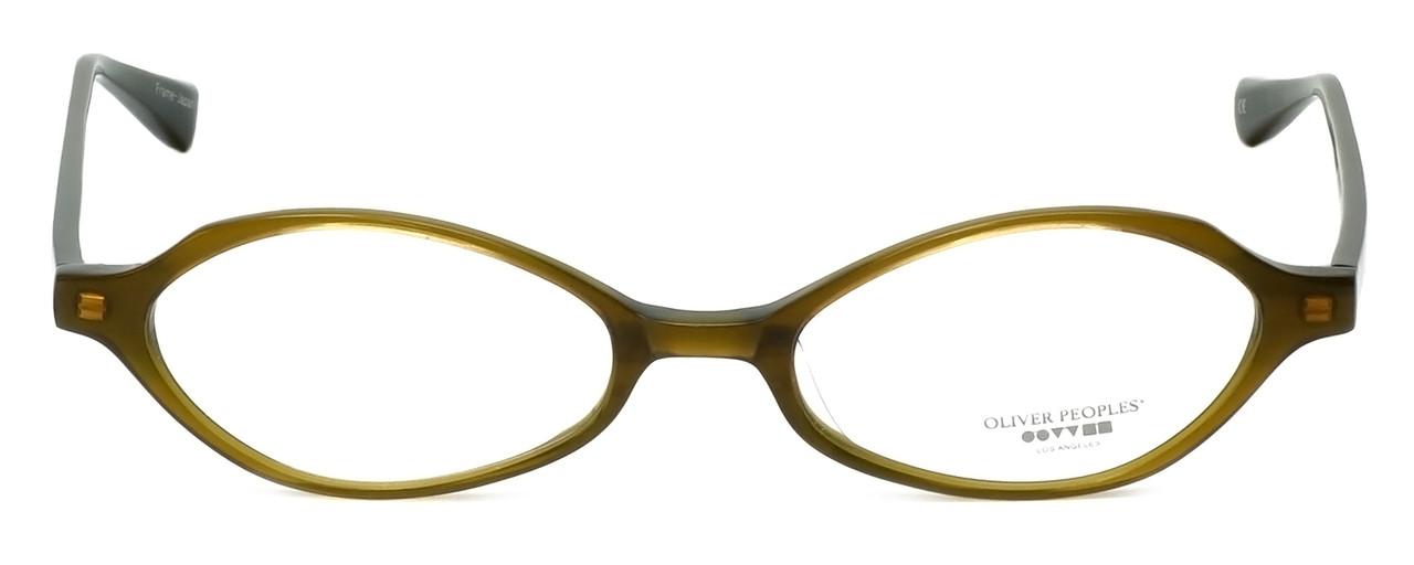d4bfc0d3f2 Oliver Peoples Designer Eyeglasses Carina JAS in Jasmine 47mm    Progressive