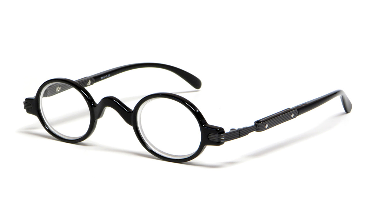 fb95f9ebd391 Calabria Vintage Professor Oval Reading Glasses - Speert International