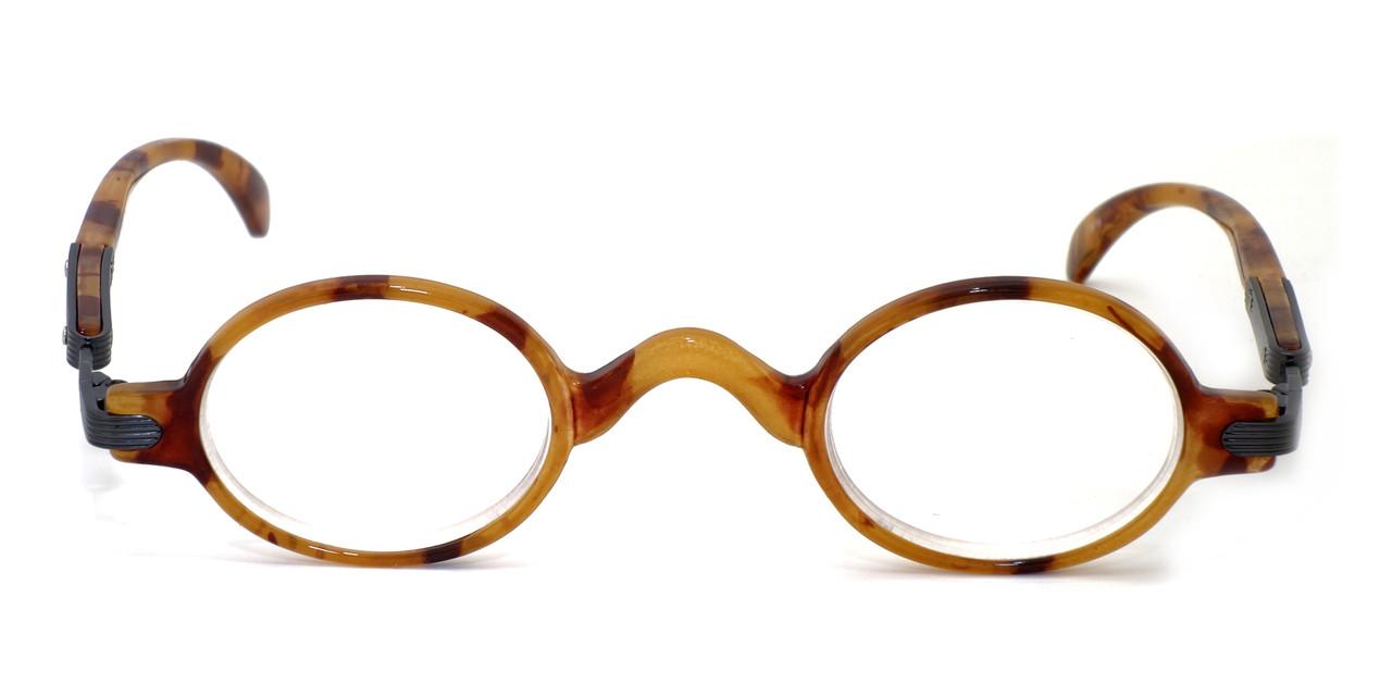 2e8555c3366 Calabria Vintage Professor Oval Reading Glasses - Speert International