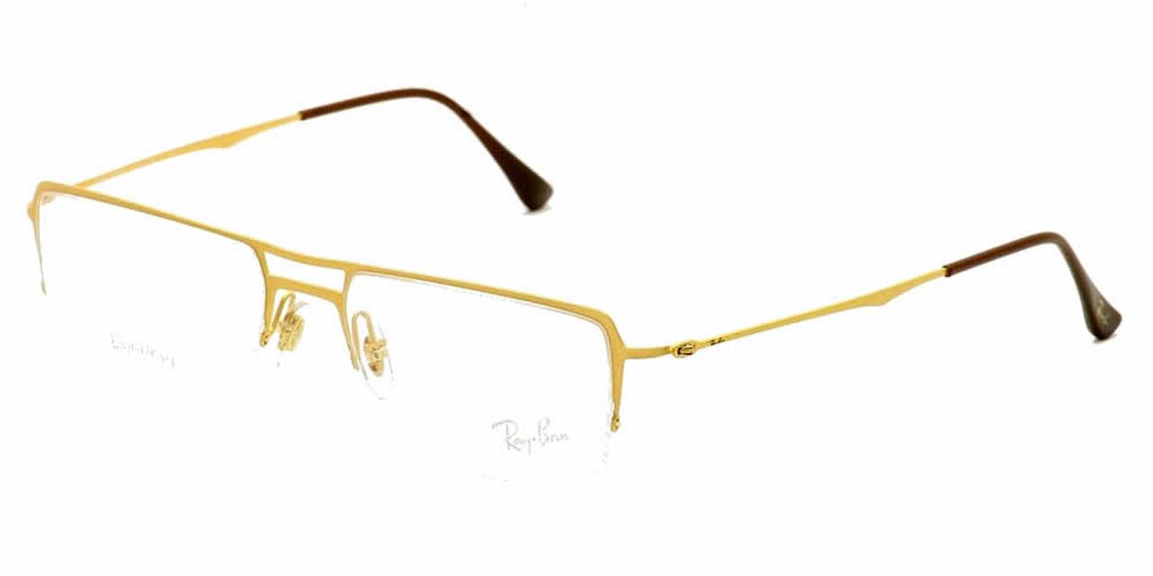 49f805d481 Ray-Ban Designer Eyeglasses 8713-1158    Rx Bi-Focal - Speert ...