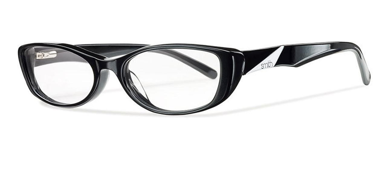 393e05477c31 Smith Optics Designer Optical Eyewear Debut in Black :: Rx Bi-Focal -  Speert International
