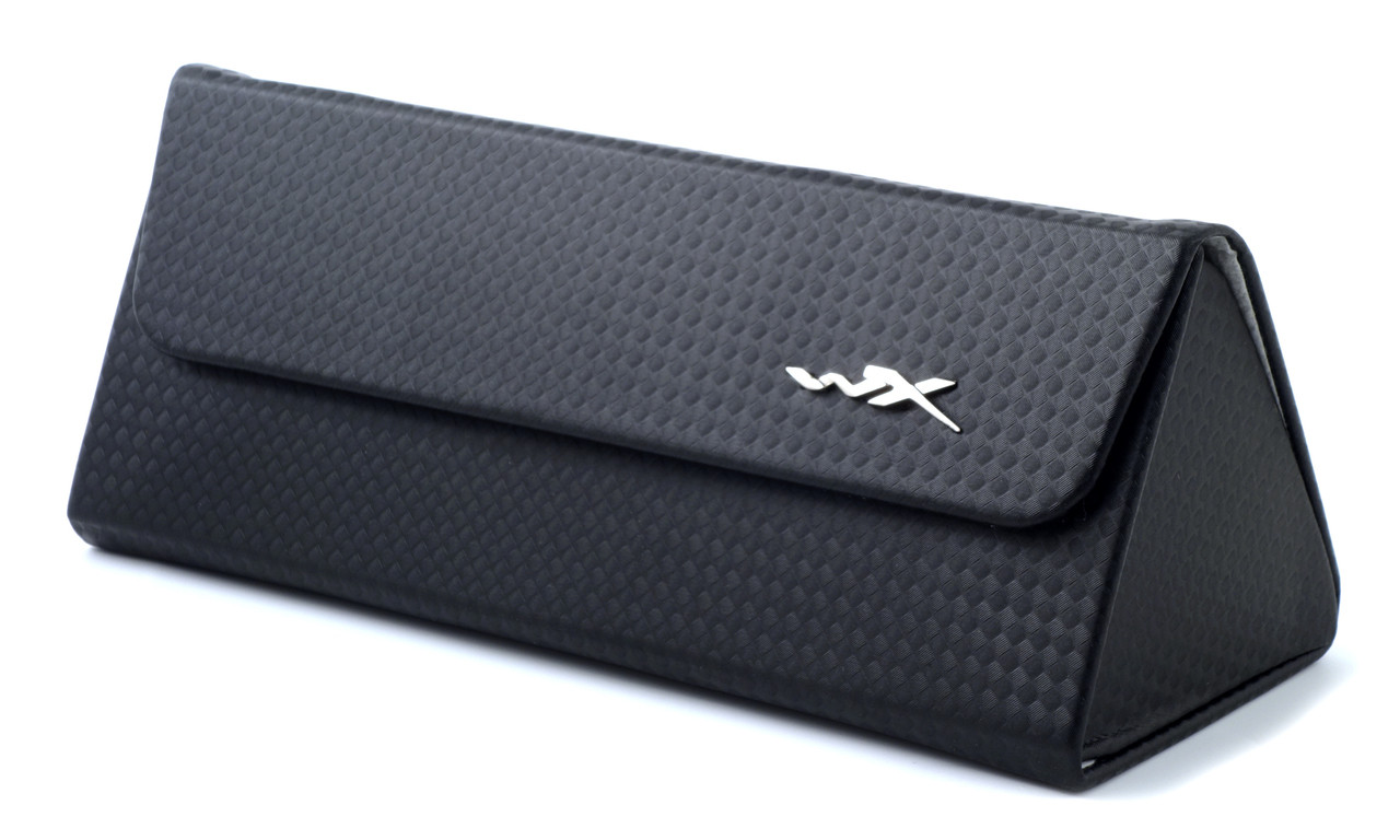 Included Wiley-X Hard Case
