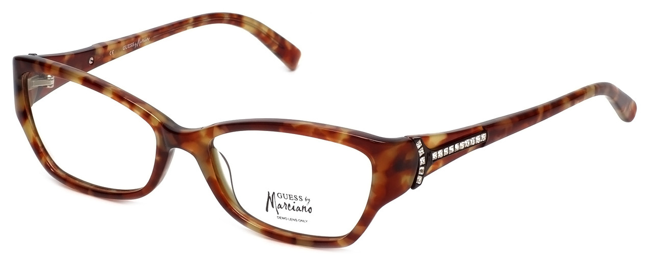 abf1a505b8d Guess by Marciano Designer Eyeglasses GM144-HNY in Honey    Rx Bi-Focal -  Speert International