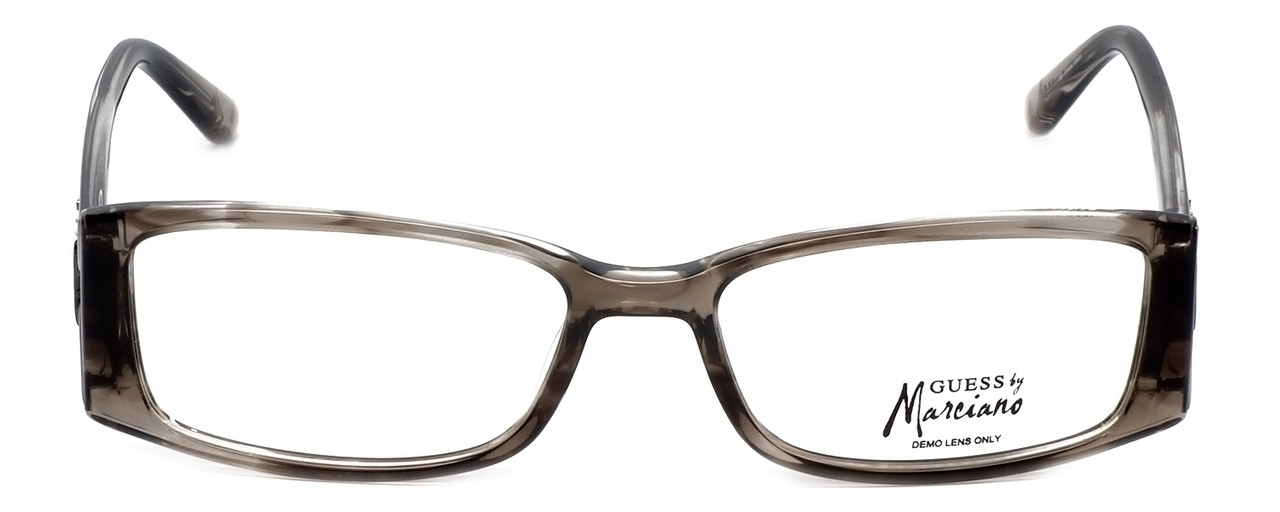 e1a6c138ace Guess by Marciano Designer Eyeglasses GM146-SMK in Smoke    Rx Bi-Focal