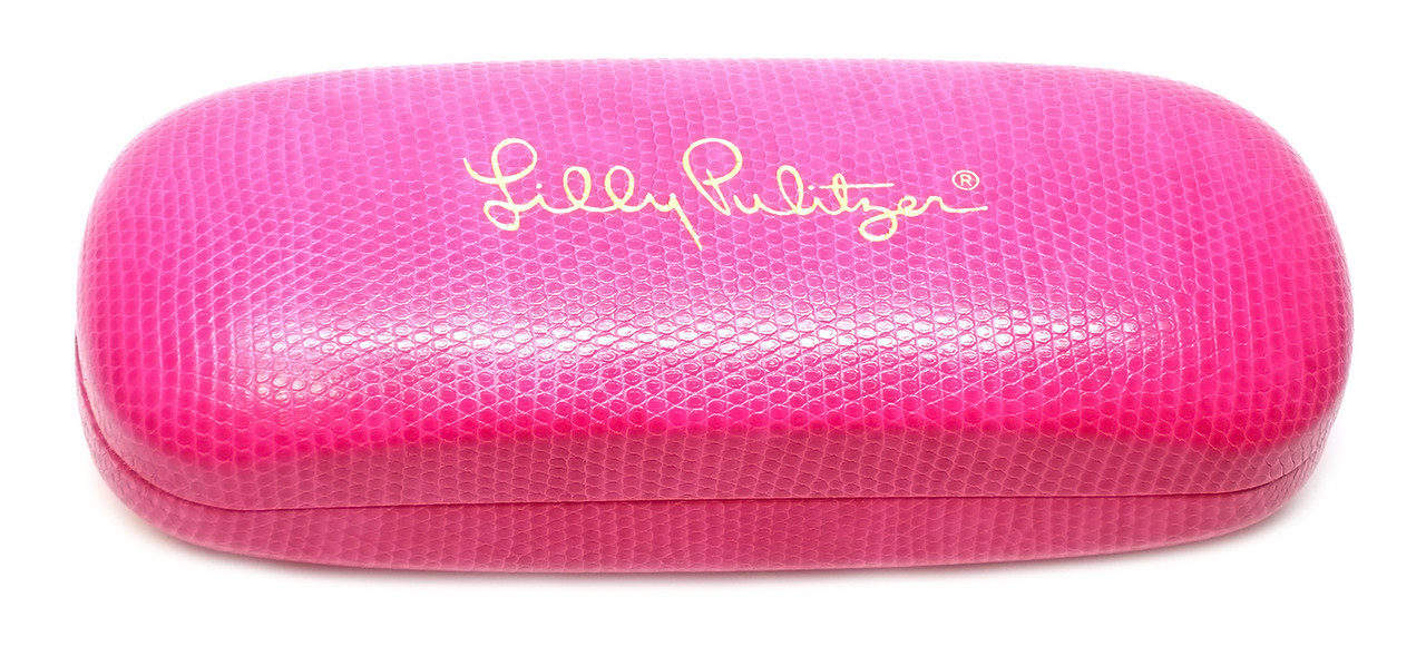 Included Lilly Pulitzer Carrying Case