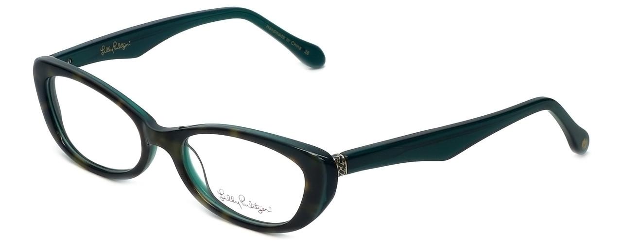 3522e286ecf Lilly Pulitzer Designer Reading Glasses Tavi in Tortoise 49mm ...