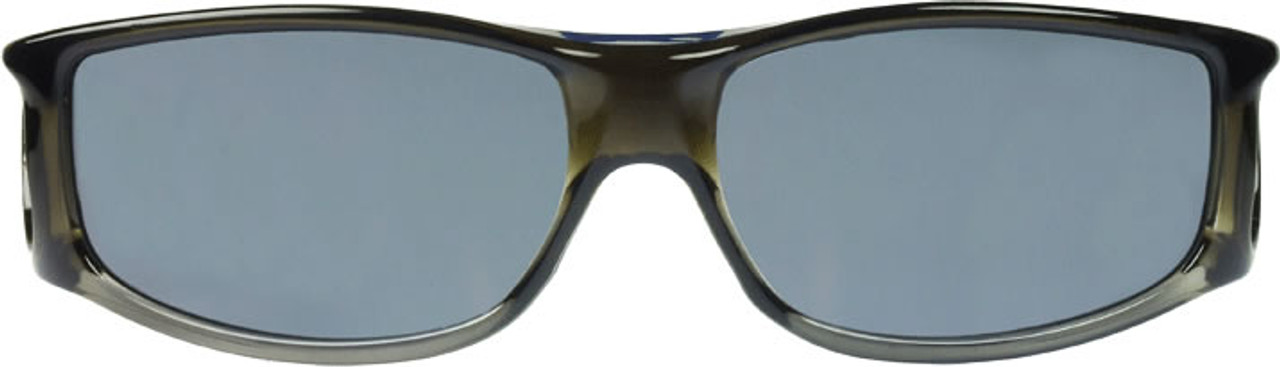 c4dd157a0513c Jonathan Paul® Fitovers Eyewear Large Jett in Olive-Charcoal   Gray JT005