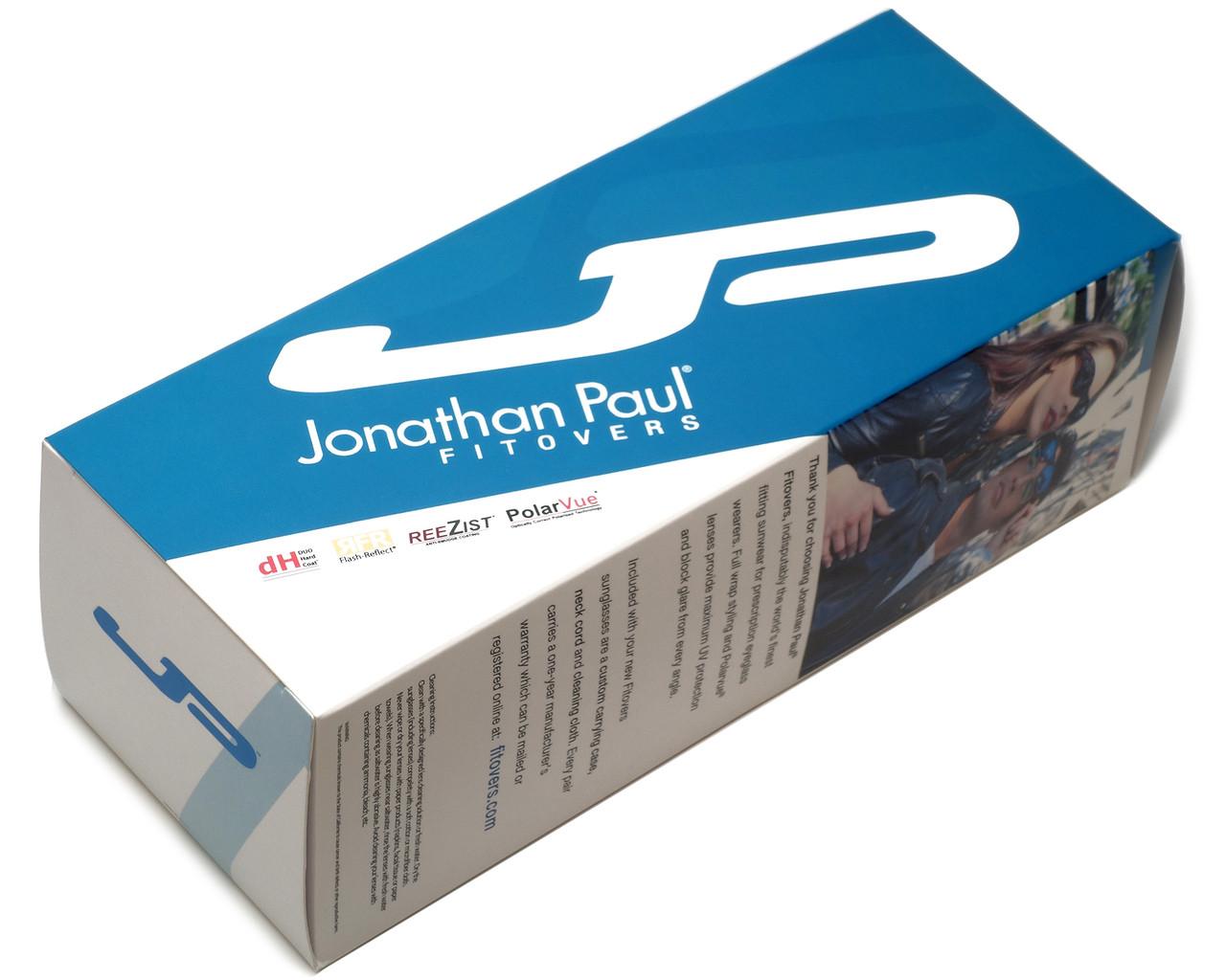 a0cab61fce Ships in Original Jonathan Paul® Packaging. Jonathan Paul® Fitovers Eyewear  Large Torana in Dark-Charcoal   Green Mirror TR002GM