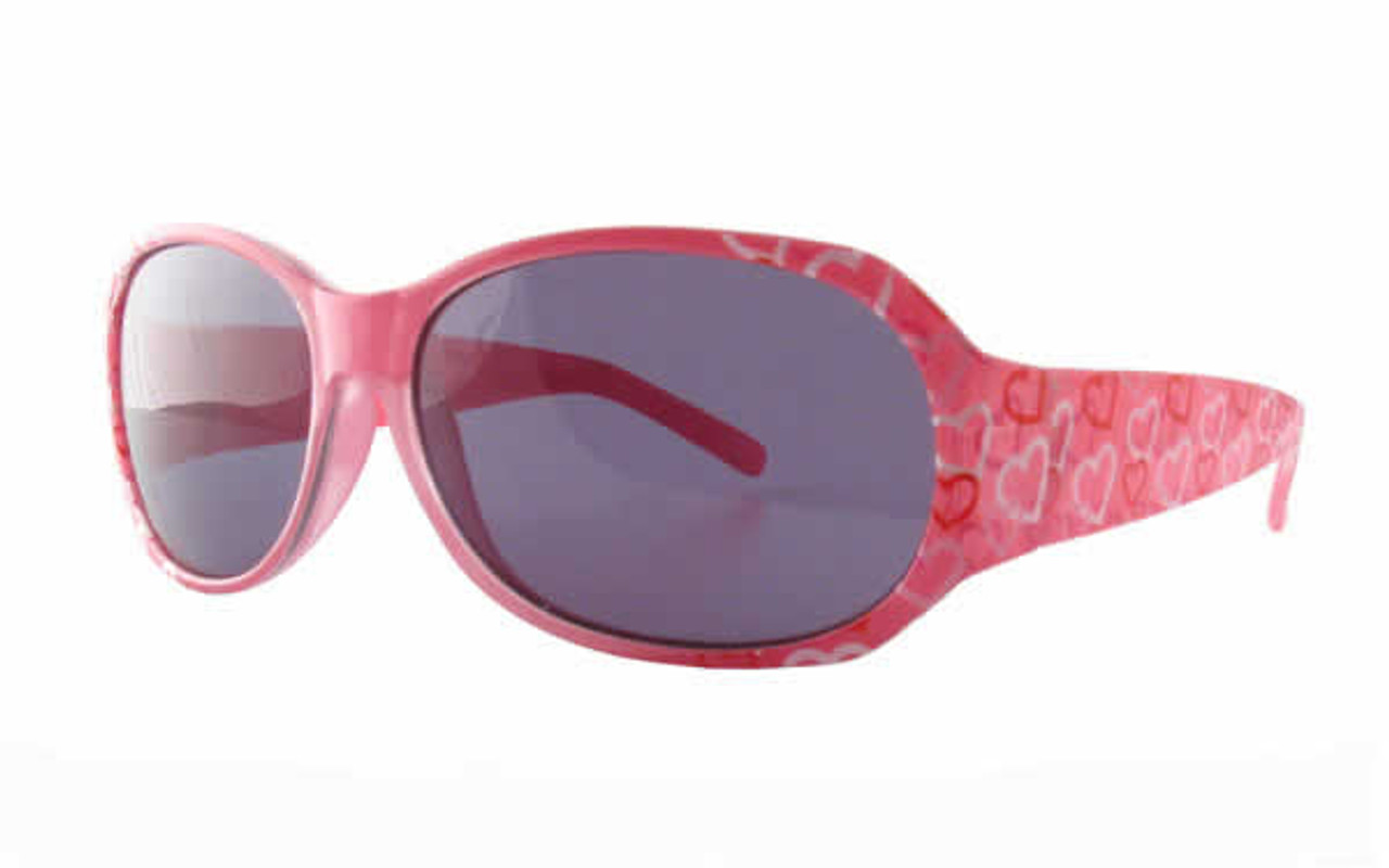 e816ed0b7a9 Calabria Kids Designer Sunglasses 6731AF in Pink - Speert International