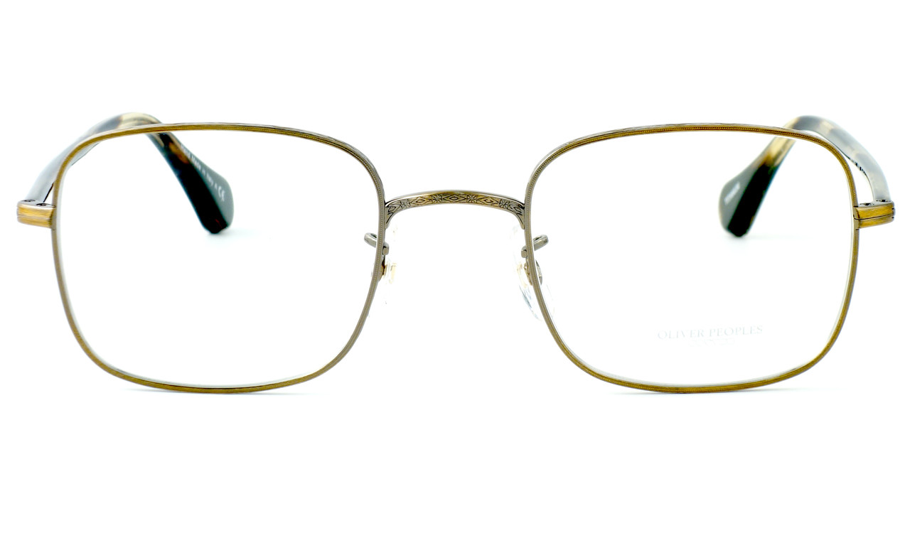 26867b77666 Oliver Peoples Optical Eyeglasses Redfield 1129T in Bronze (5039 ...